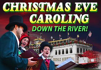Enjoy Christmas on the river